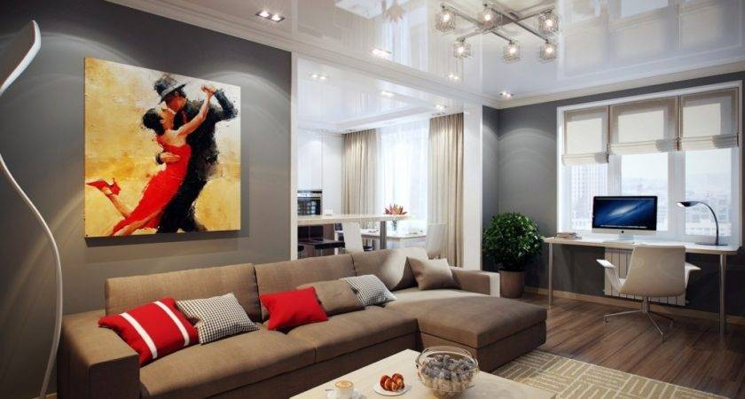 Perfect Living Room Paint Color Ideas Home Painting