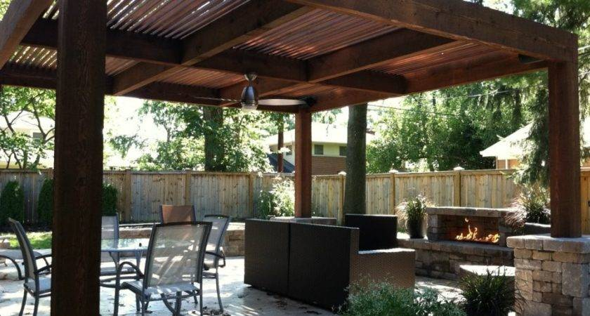 Pergola Dayton Builder Columbus Ohio Two