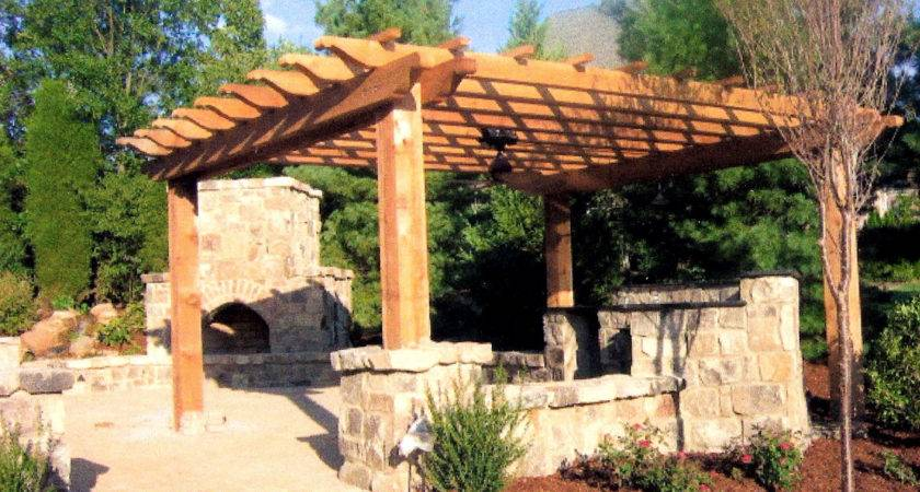 Pergolas Designs Home Design
