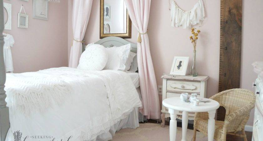 Pink Vintage Girl Bedroom Seeking Lavendar Lane