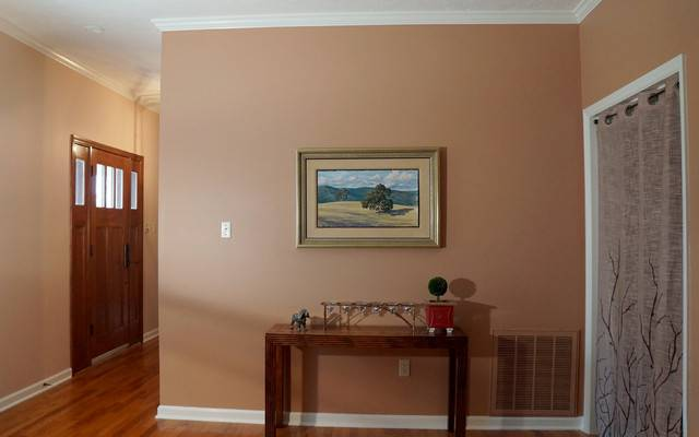 Pittsboro Home Contemporary Hall Other Barbara