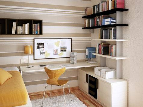 Place Furniture Small Space Freshome
