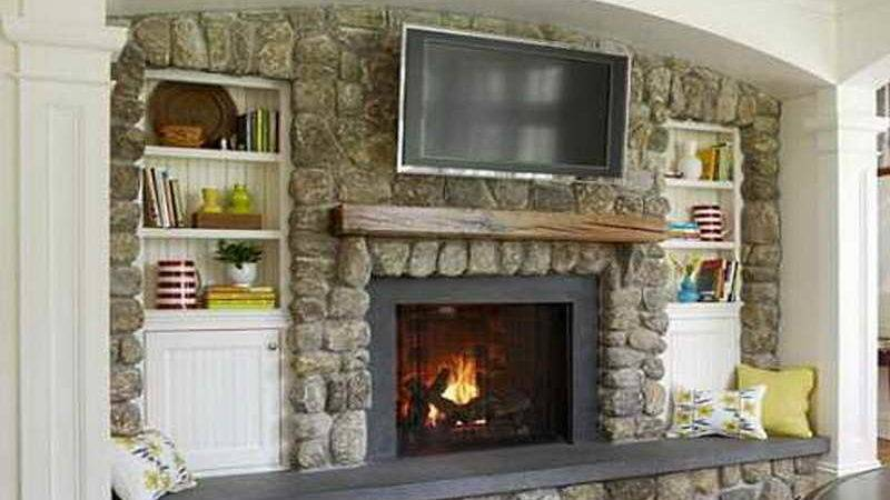 Planning Ideas Flat Above Fireplace