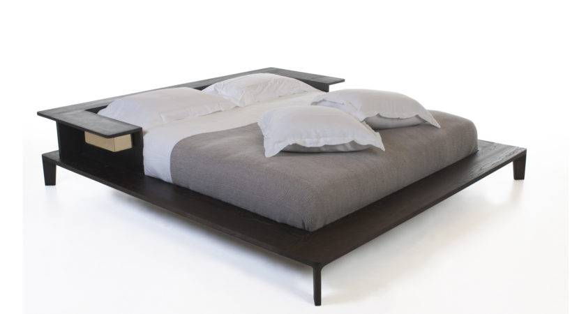 Platform Bed Without Headboard Cheap King