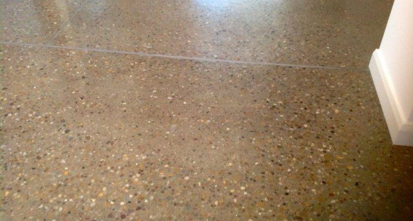 Polished Concrete Floor Featured Grand Designs Thorne