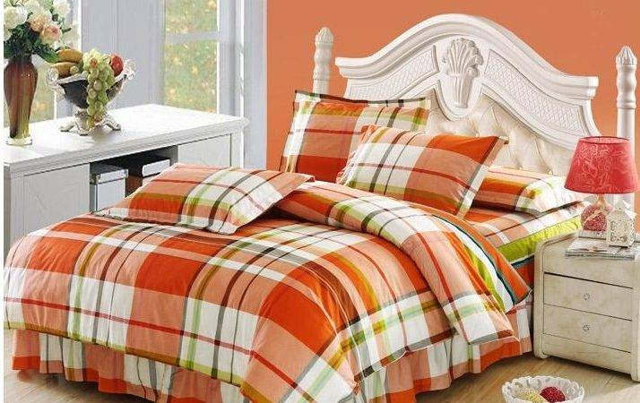Popular Orange Comforter Set Buy Cheap