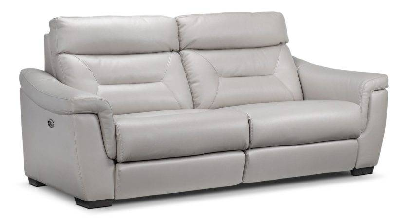 Powered Reclining Sofa Review