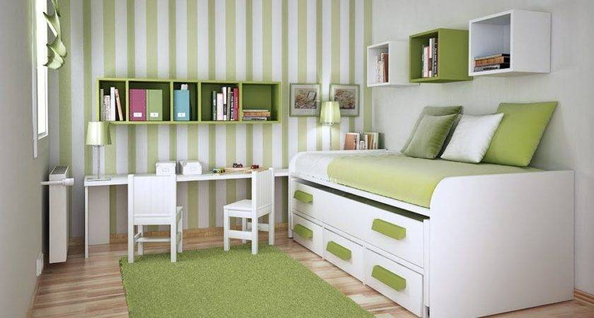 Practical Design Ideas Small Bedrooms Home Highlight