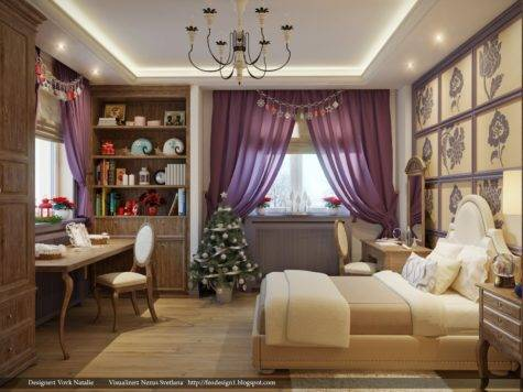 Pretty Bedroom Interior Design Ideas