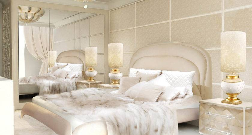 Pretty White Gold Bedroom Ideas Womenmisbehavin