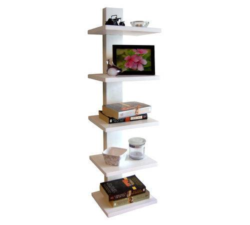 Proman Spine Wall Bookcase Reviews Wayfair
