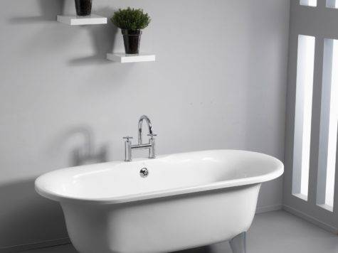 Pura Bathrooms Fyori Freestanding Bath Bathroomand