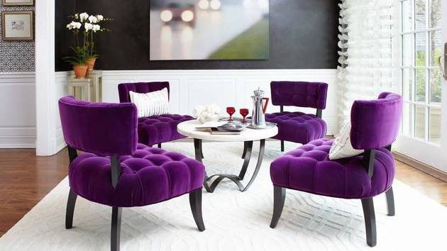 Purple Dining Room Ideas Home Design Lover