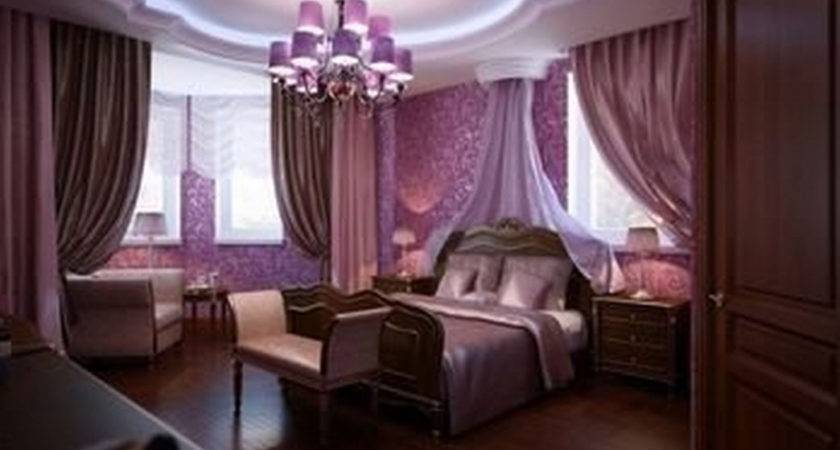Purple Paint Colors Bedrooms Master Bedroom Makeover