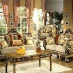 Queen Anne Style Living Room Tables Traditional Industrial