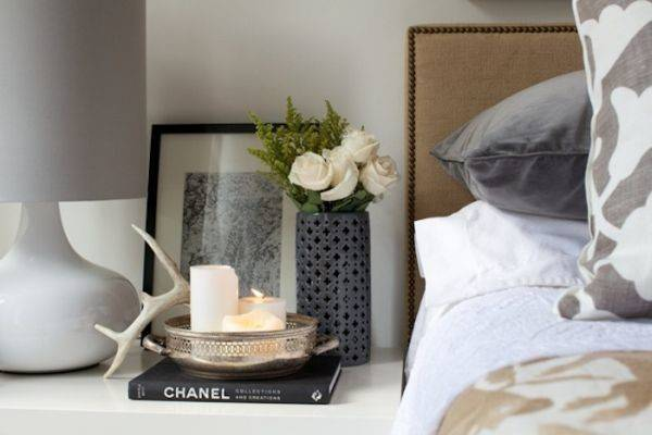 Quicks Tips Decorating Your Nightstand