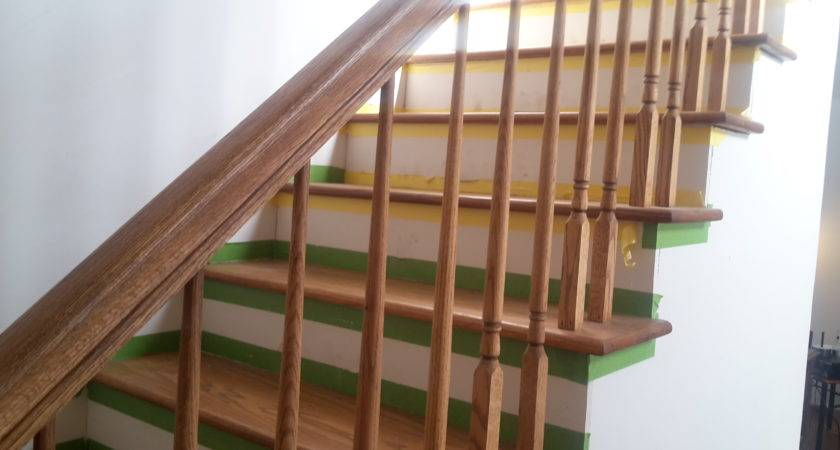 Railings Stairs Inside House Don
