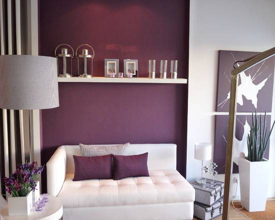 Ravish Modern Purple Bedroom Ideas