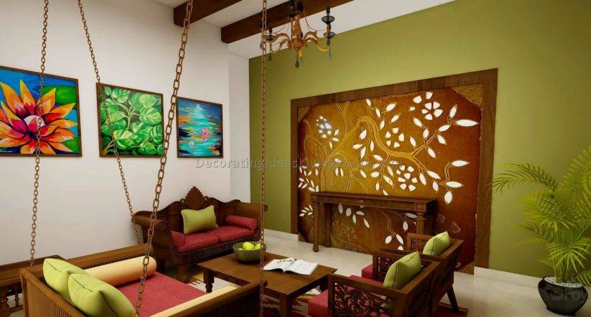 Reasons Why People Love Indian Ethnic Living Room Designs