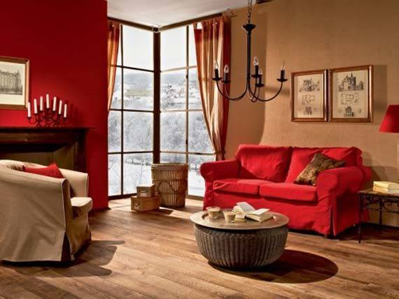 Red Brown Living Room Info Home Furniture