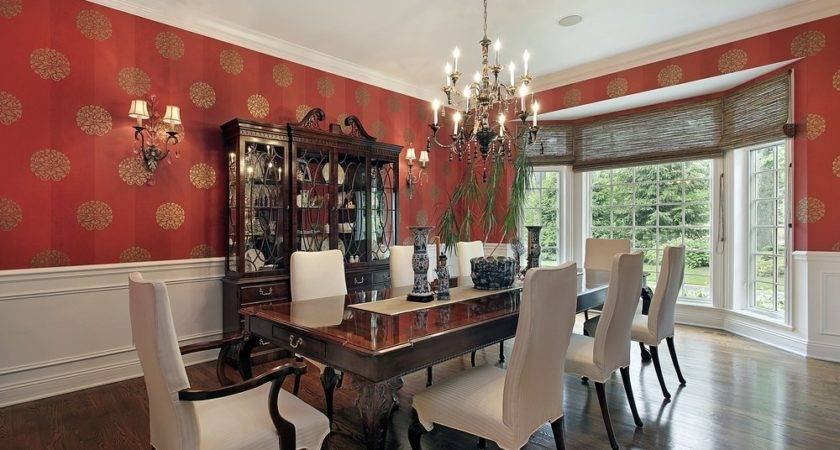 Red Dining Rooms Luxury Room Design Ideas All