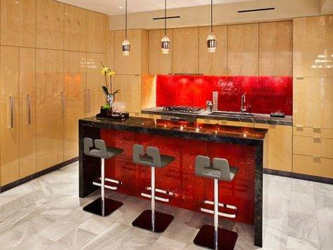 Red Kitchen Design Ideas Inspiration