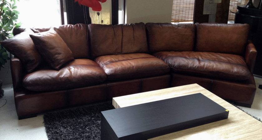 Red Leather Couch Decorating Ideas Others Extraordinary