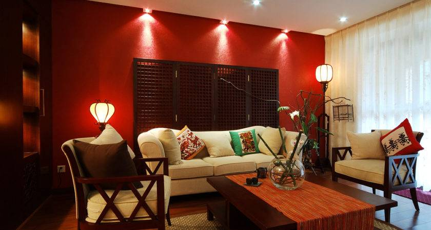 Red Room Design Ideas All Rooms