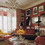 Red Room Design Ideas Living Decorating