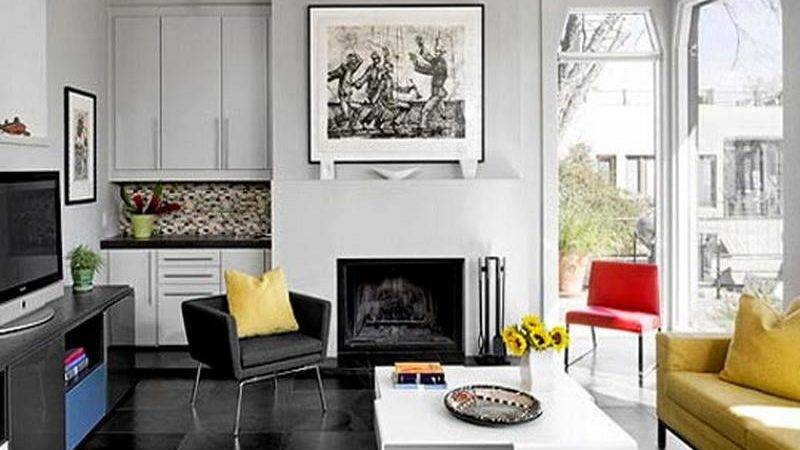 Red Yellow Color Schemes Gray Your Dream Home
