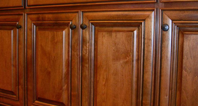 Redoing Kitchen Cabinet Doors Our Client