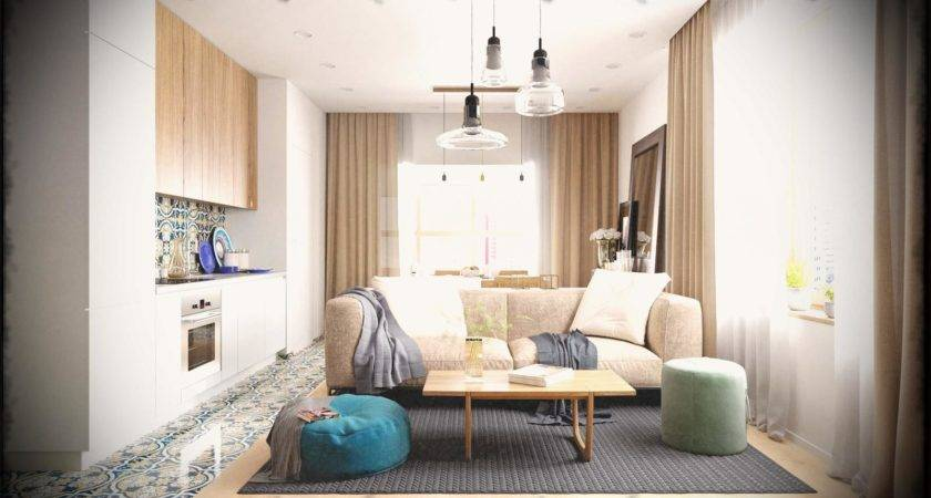 Refurbished Small Apartment Moscow Idesignarch