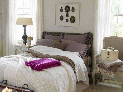Relaxing Bedroom Furniture Decorating Ideas