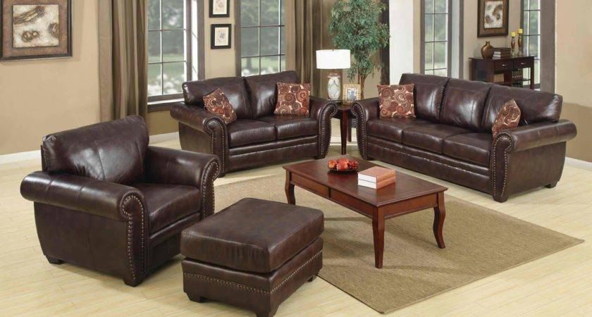 Relaxing Brown Living Room Decorating Ideas Dark