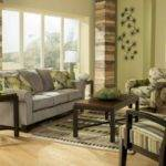 Relaxing Earth Tone Living Room Designs