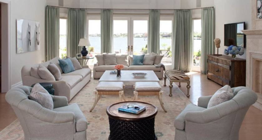 Relaxing Living Room Decorating Ideas Design