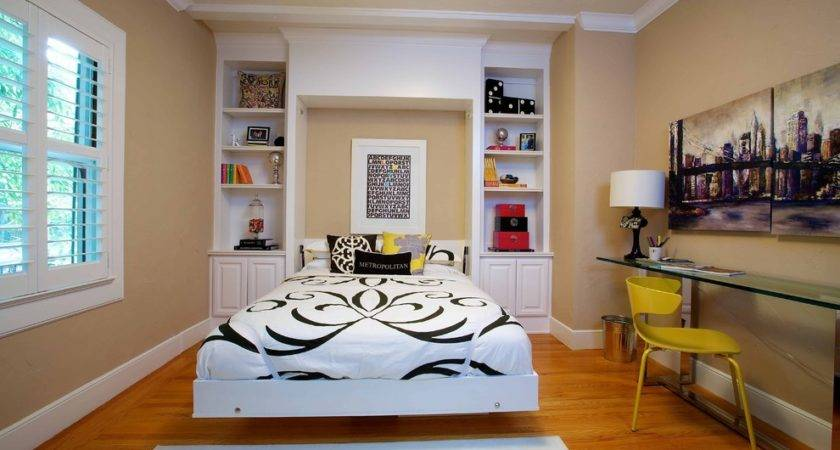 Remarkable Queen Murphy Bed Kit Decorating Ideas