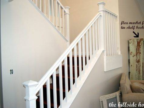 Remodelaholic Brand New Stair Banister Home Remodel