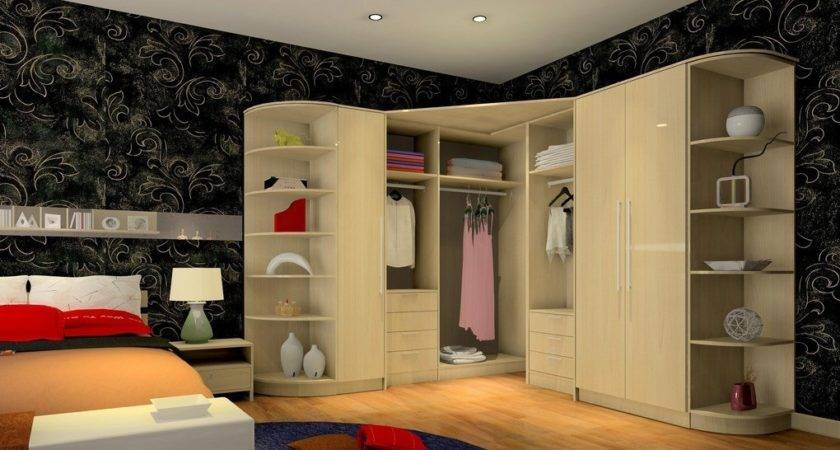 Renovation Bedroom Wooden Wardrobes Chinese Style