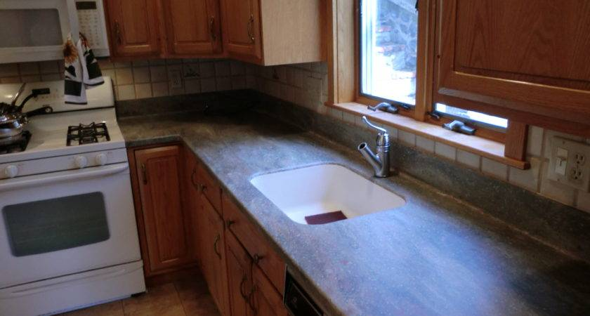 Replacement Countertop Corian Rosemary