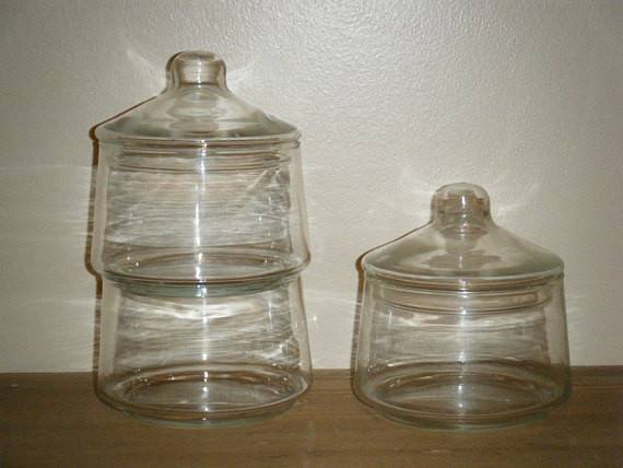 Reserved Illona Set Stackable Clear