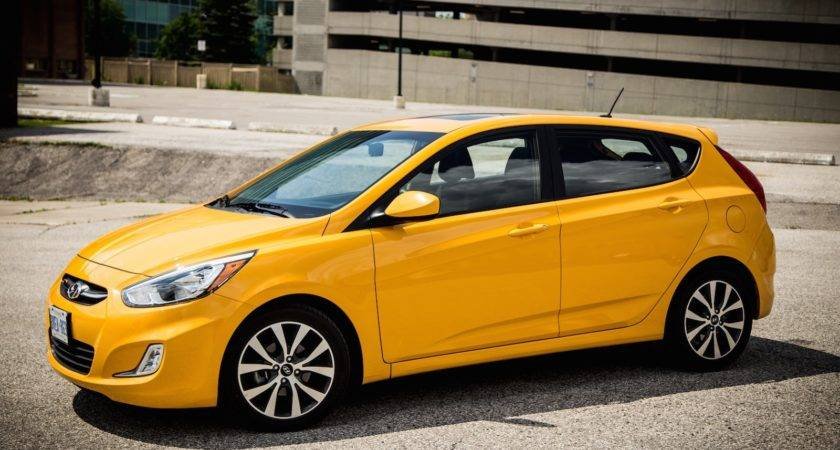 Review Hyundai Accent Canadian Auto