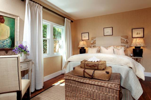 Romantic Guest Room Shabby Chic Bedroom