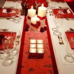 Romantic Table Decorating Ideas Valentine Day