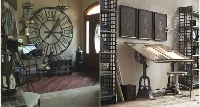 Room Decor Teens Steampunk Bedroom