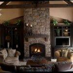 Room Decorating Ideas Fireplace