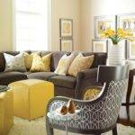 Round Dining Room Table Chairs Turquoise Gray Yellow