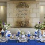 Royal Blue Gold Wedding Ideas Elegant