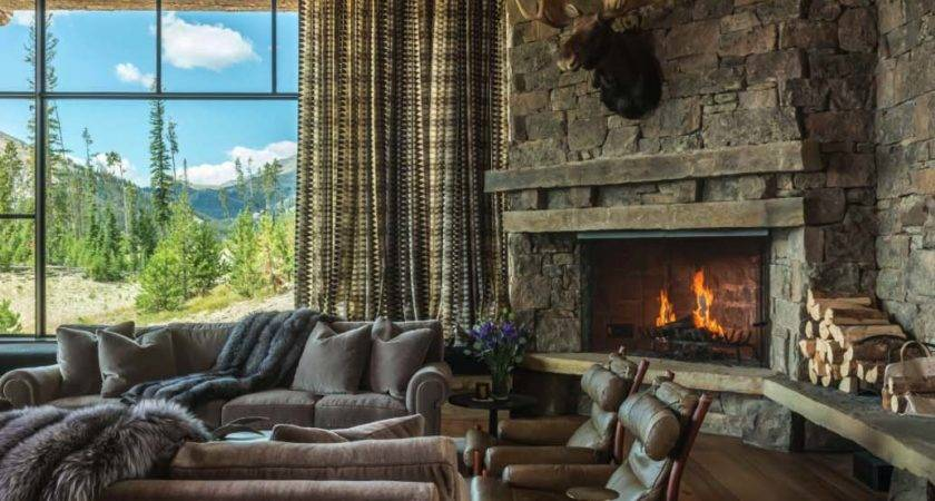 Rustic Chic Mountain Home Rocky Foothills