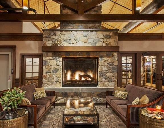 Rustic Design Elements Modern Interiors Mary Cook